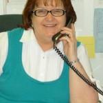 Francine Giguère, secrétaire/accueil