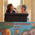 Les co-présidentes Marie-Claude Durant et Myriam Truchon