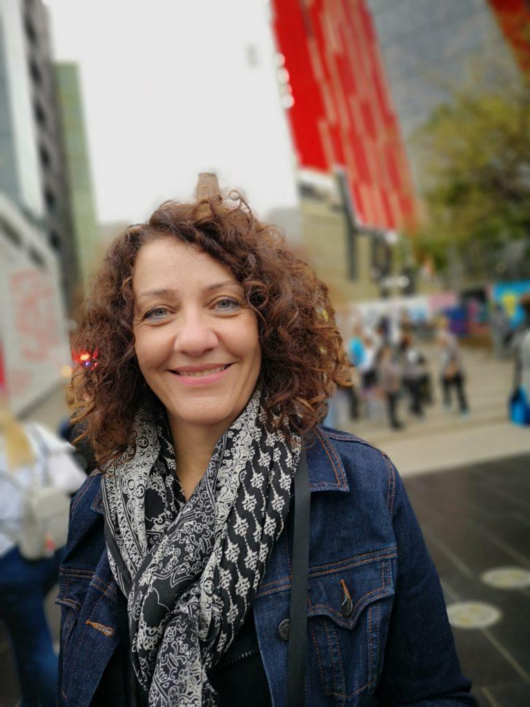 Chantal Lemoyne, éducatrice pour le groupe 2-5 ans